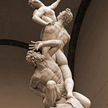 statue-in-Florence-sabinee